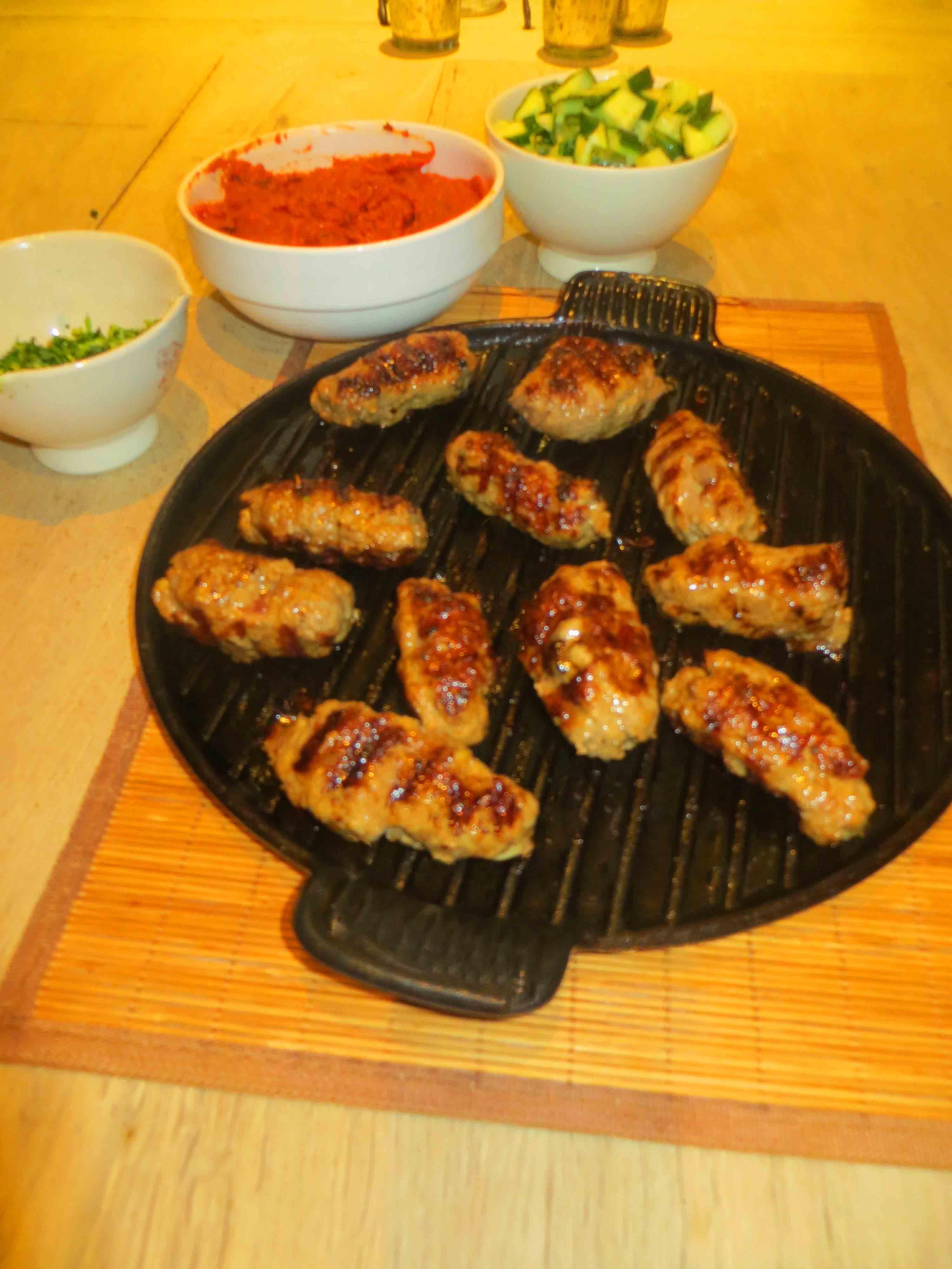 Cevapi+Recipe+Bosnian CEVAPI RECIPE