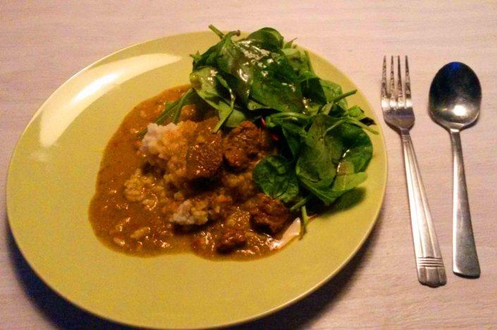 brunei curry