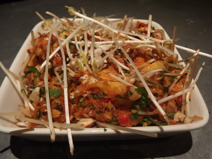 Shredded Asian Salad