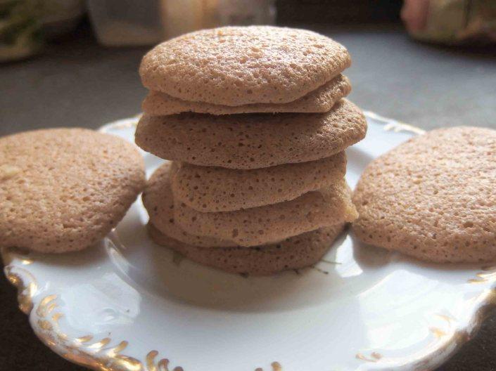 Almond Bailey's Cookies