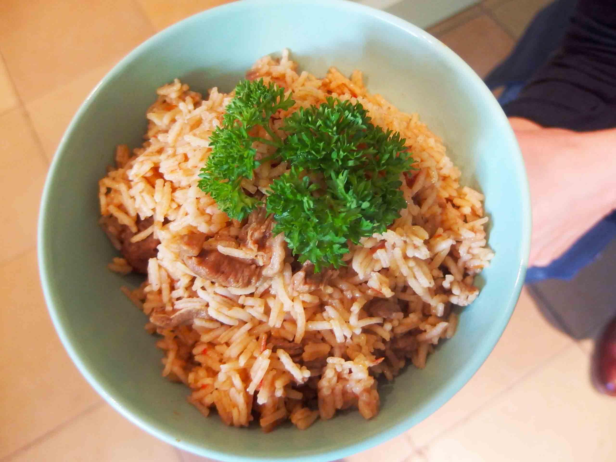53. Djibouti: Skoudehkaris (Djibouti Rice)