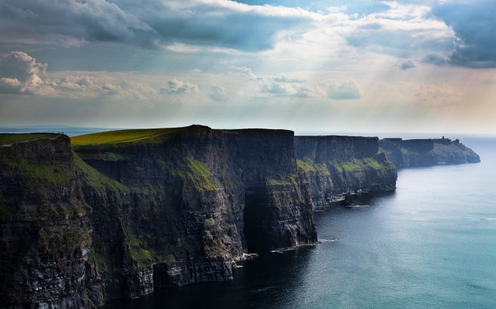 moher ireland wallpaper scenic cliffs wallpapers popular ...